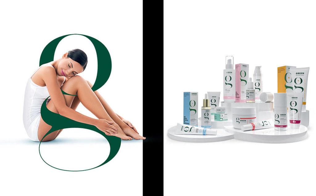 green skincare